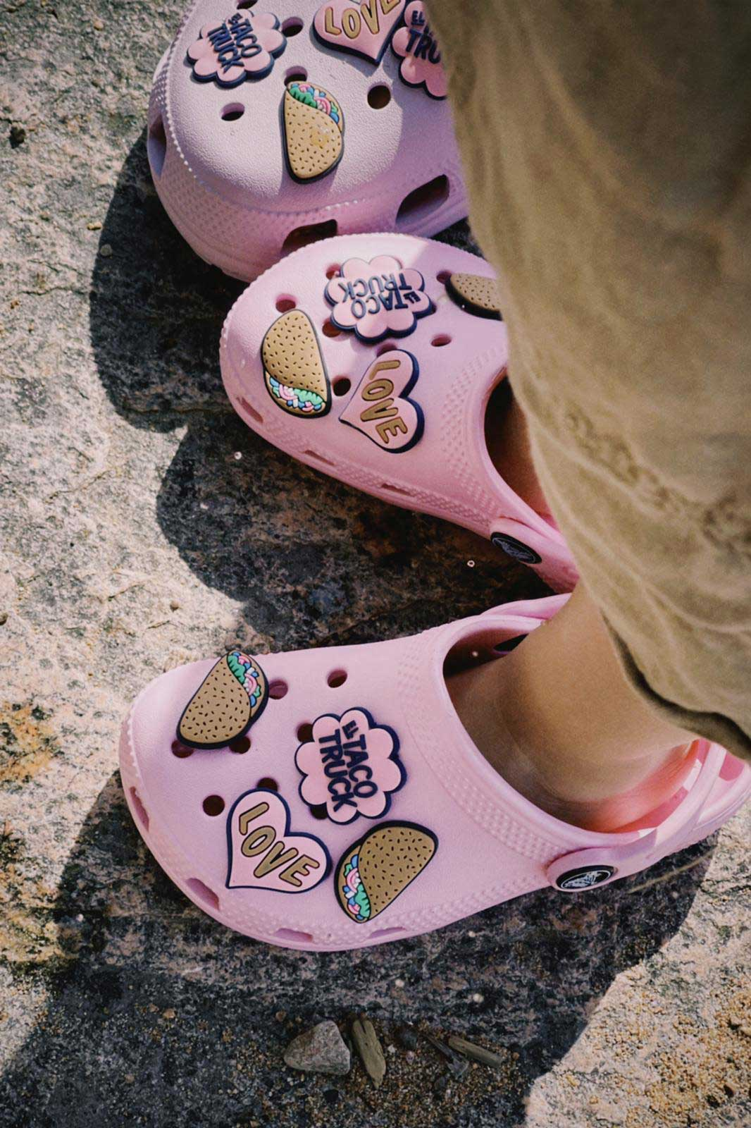 Crocs Ploppar