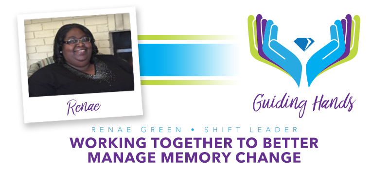 Autumn View Gardens Creve Coeur team member makes significant impact on residents dealing with memory change.