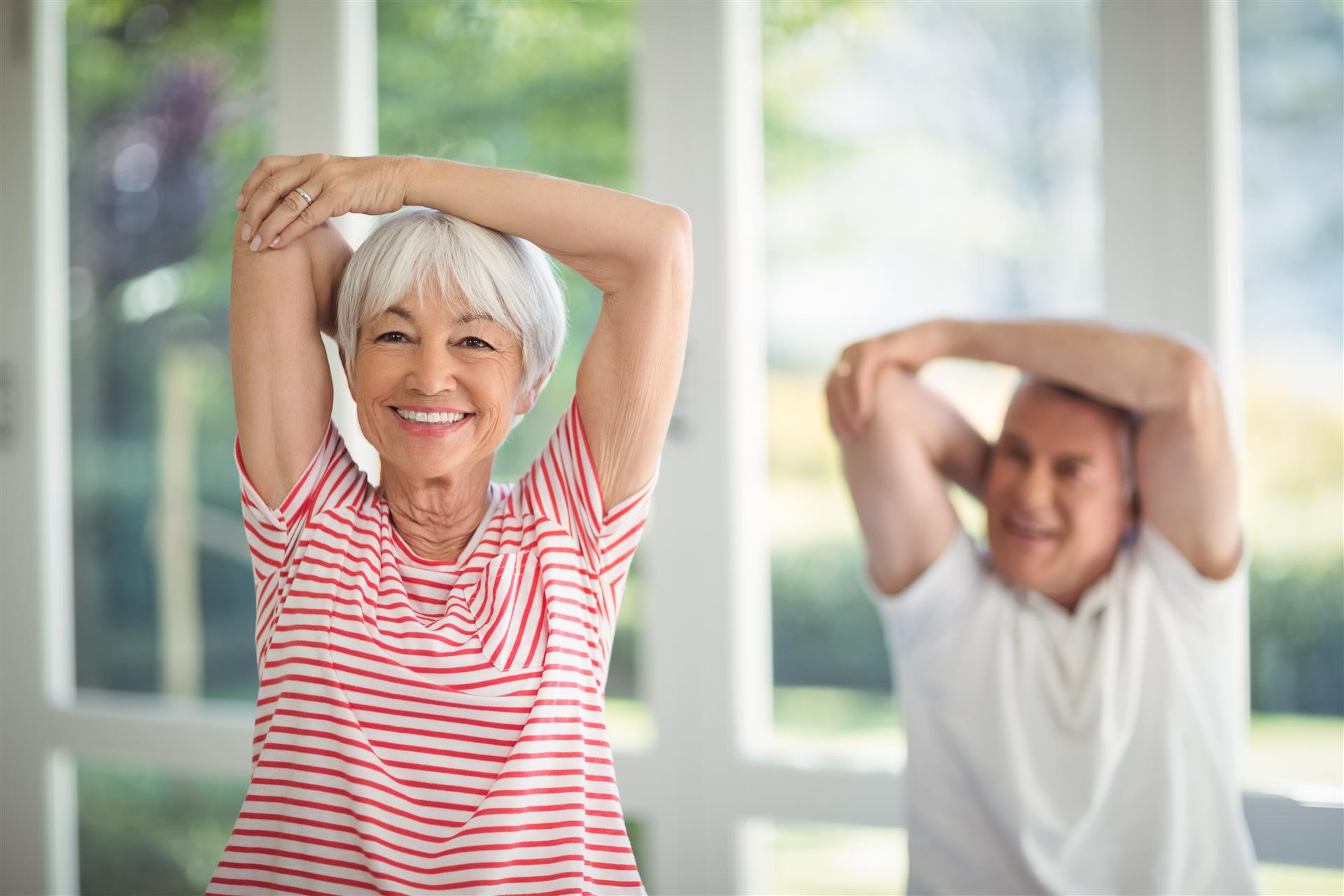 Exercise for Seniors: Adding Strength Training to Your