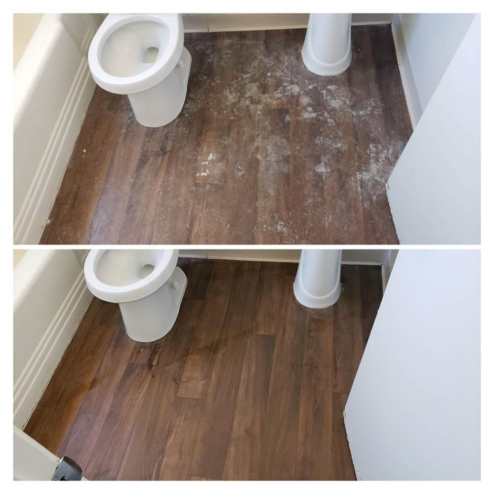 Hardwood floor cleaning in San Diego, CA