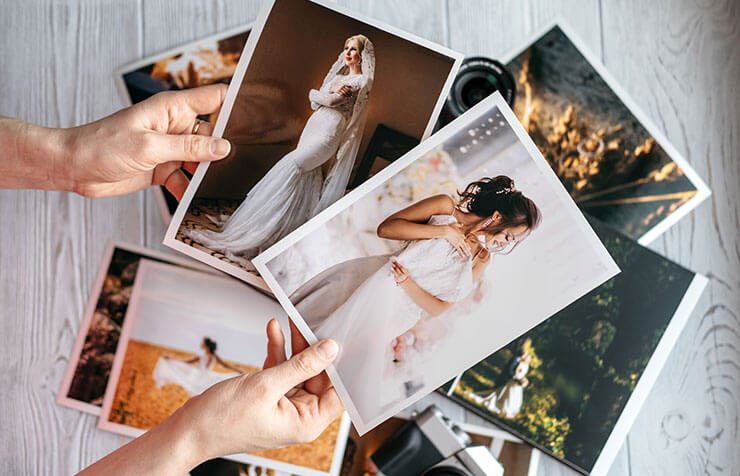 In-Store photo services