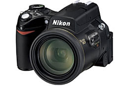 Appareil photo Nikon numérique