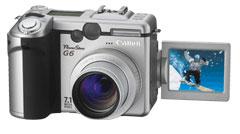 Appareil photo Canon numérique