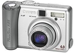 Choisir appareil photo numérique Canon