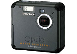 Choisir appareil photo numérique Optio