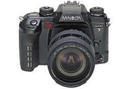 Minolta appareil photo numérique