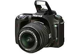 Pentax appareil photo numérique