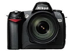 Nikon appareil photo numérique