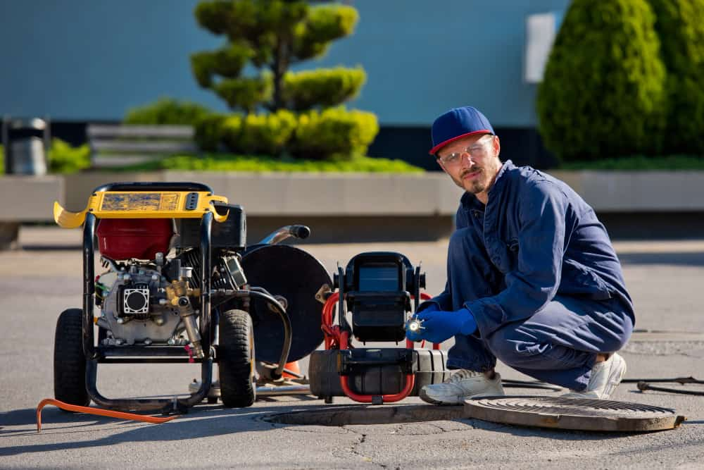 Absolute Plumbing Services Sewer Camera Inspection