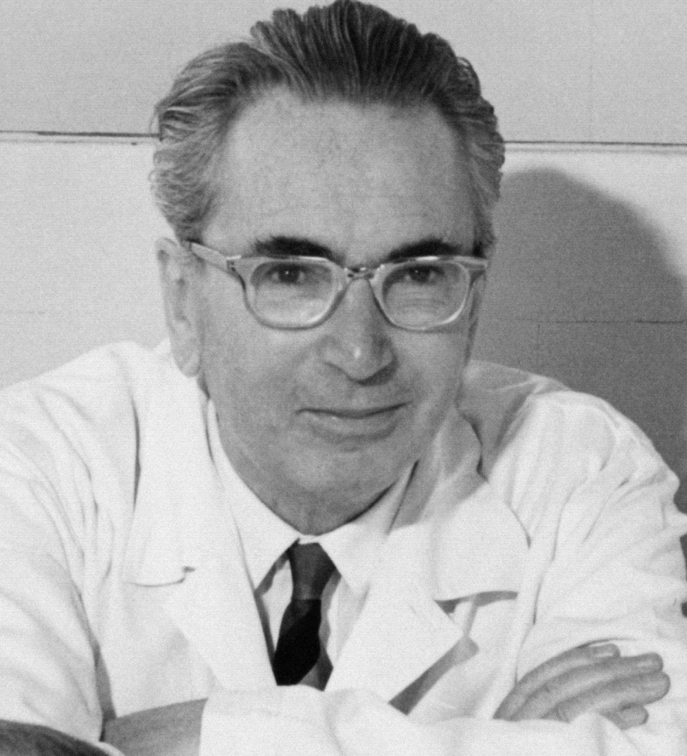 Portrait de Viktor Frankl