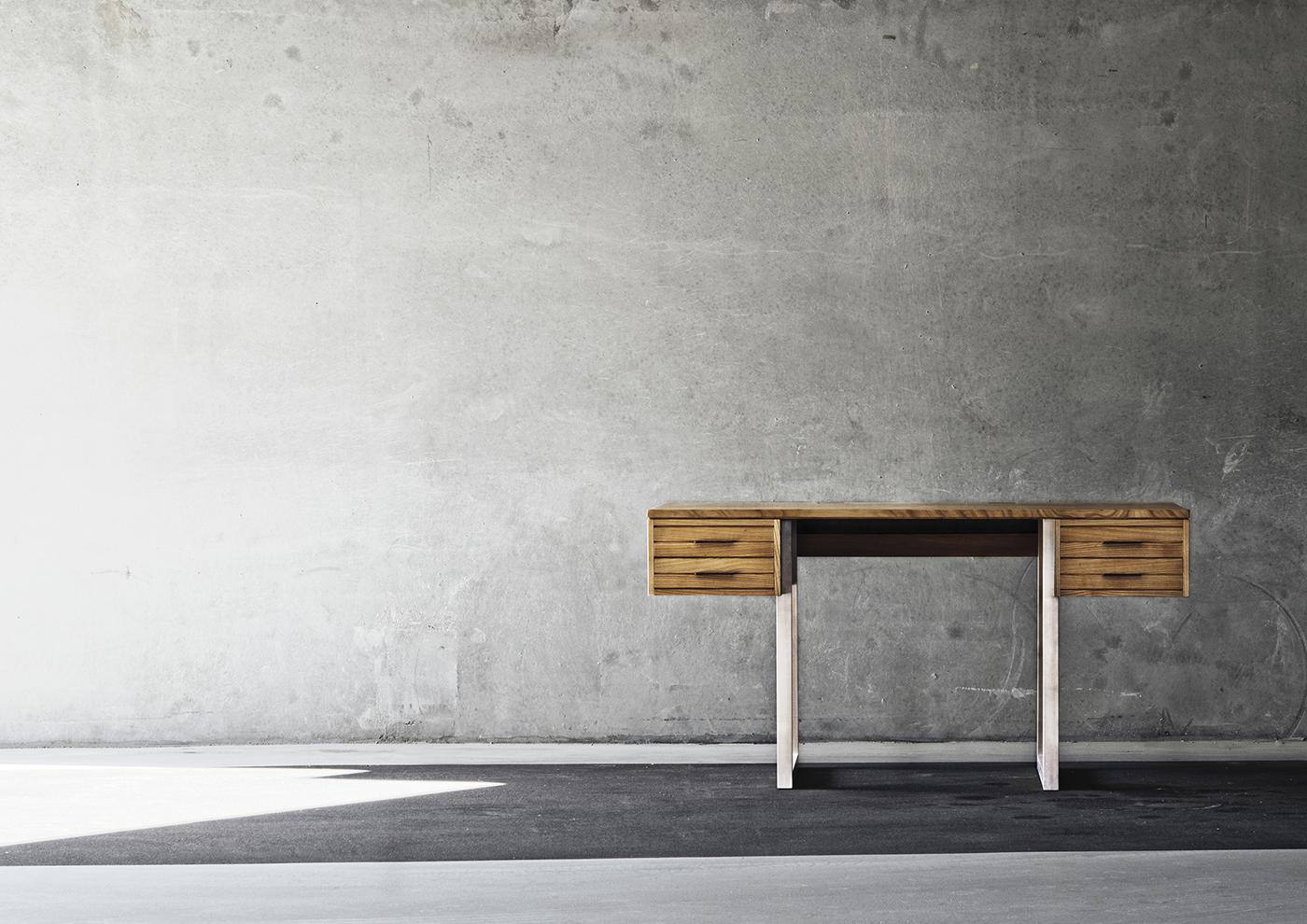 Design project - Workstation Desk