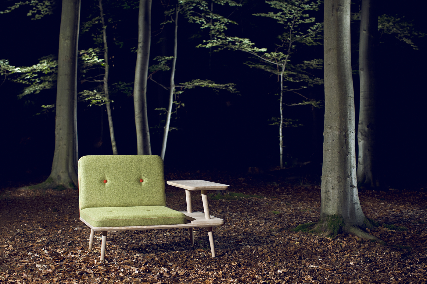 Design project - Laptop Chair