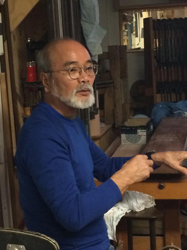 Japan visit - Mr. Santaro