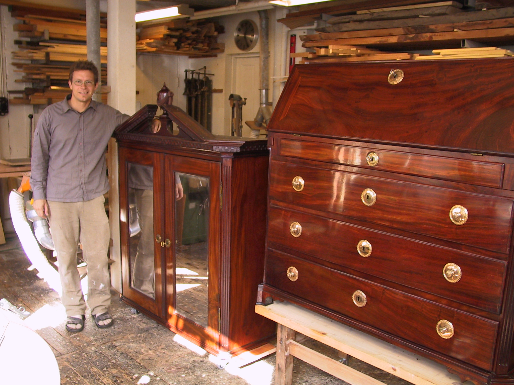 Renovating Antiques