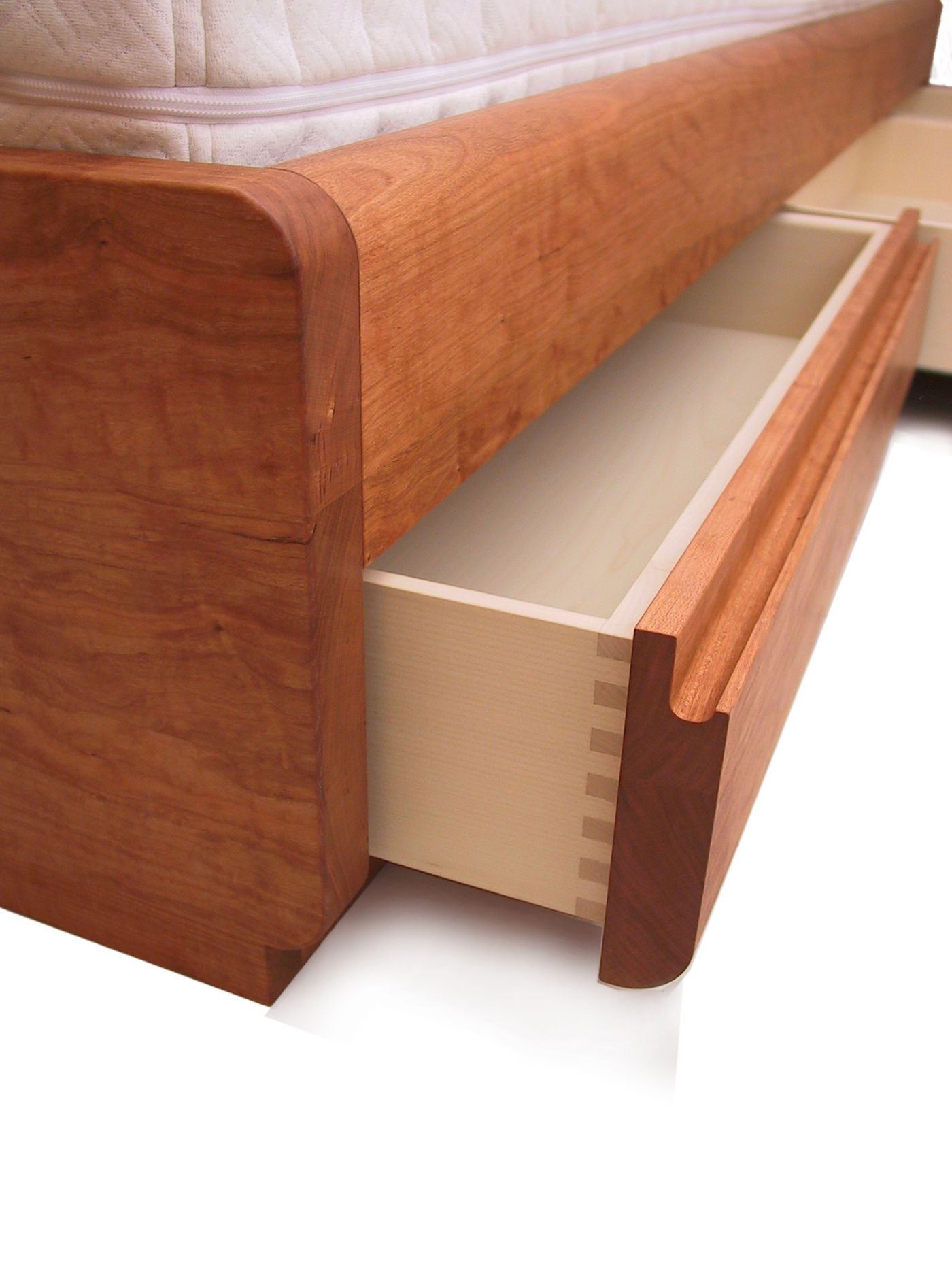 Commission - Bed with drawers