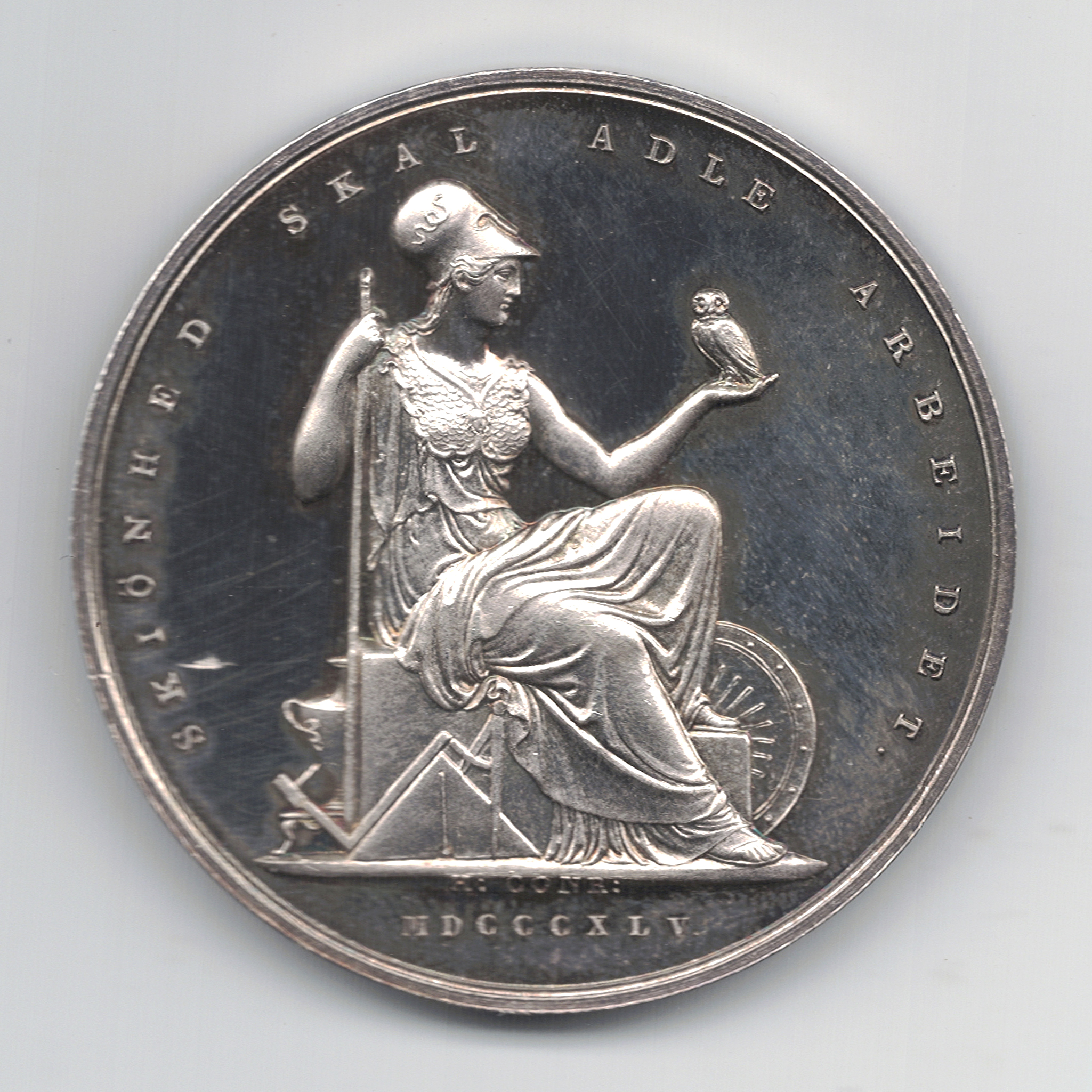 Arts and Crafts Silver Medal