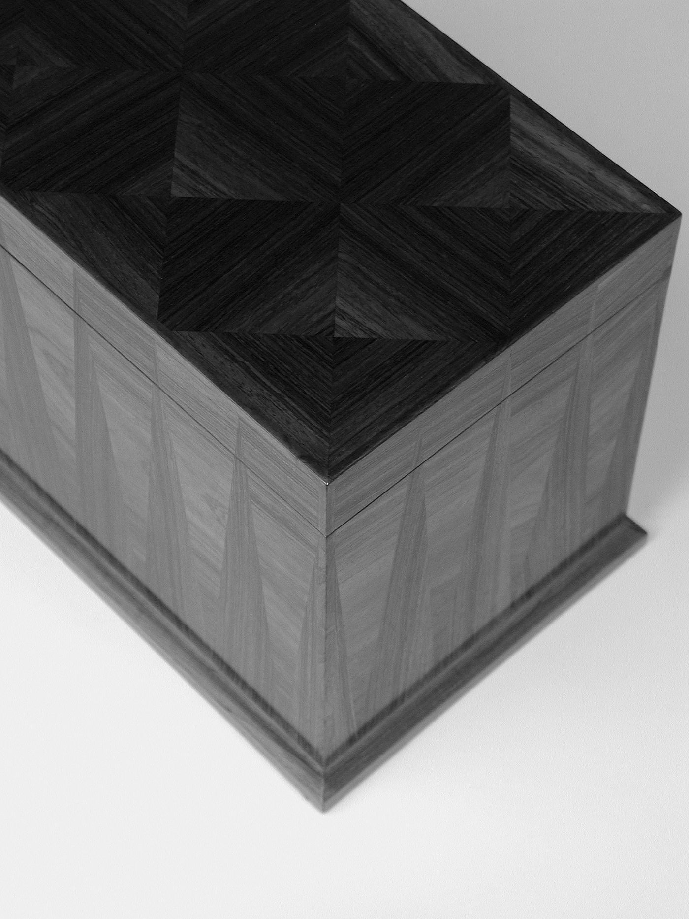 Cabinetmaking project - Rosewood box