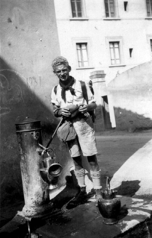 Grandfather - Master Cabinetmaker Mr. Villy Jensen
