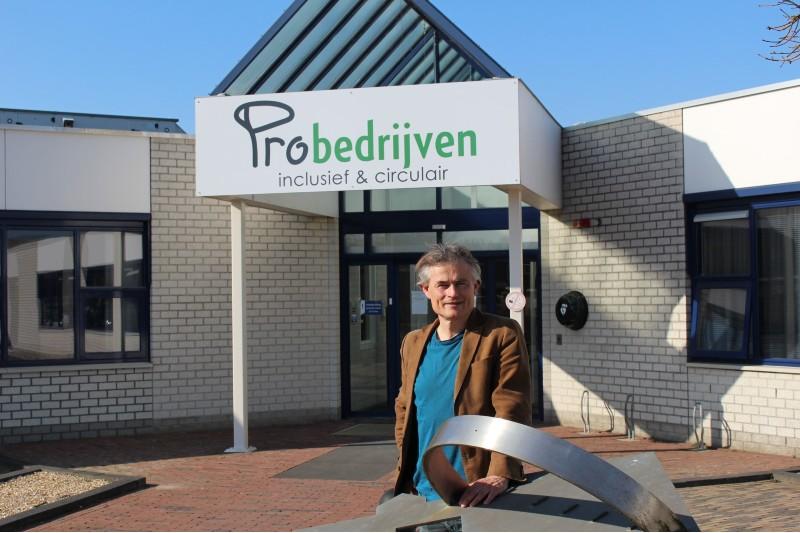Sigge van der Veek is voorzitter GRGA kop van Noord-Holland en wethouder Sociale Zaken in de gemeente Schagen.