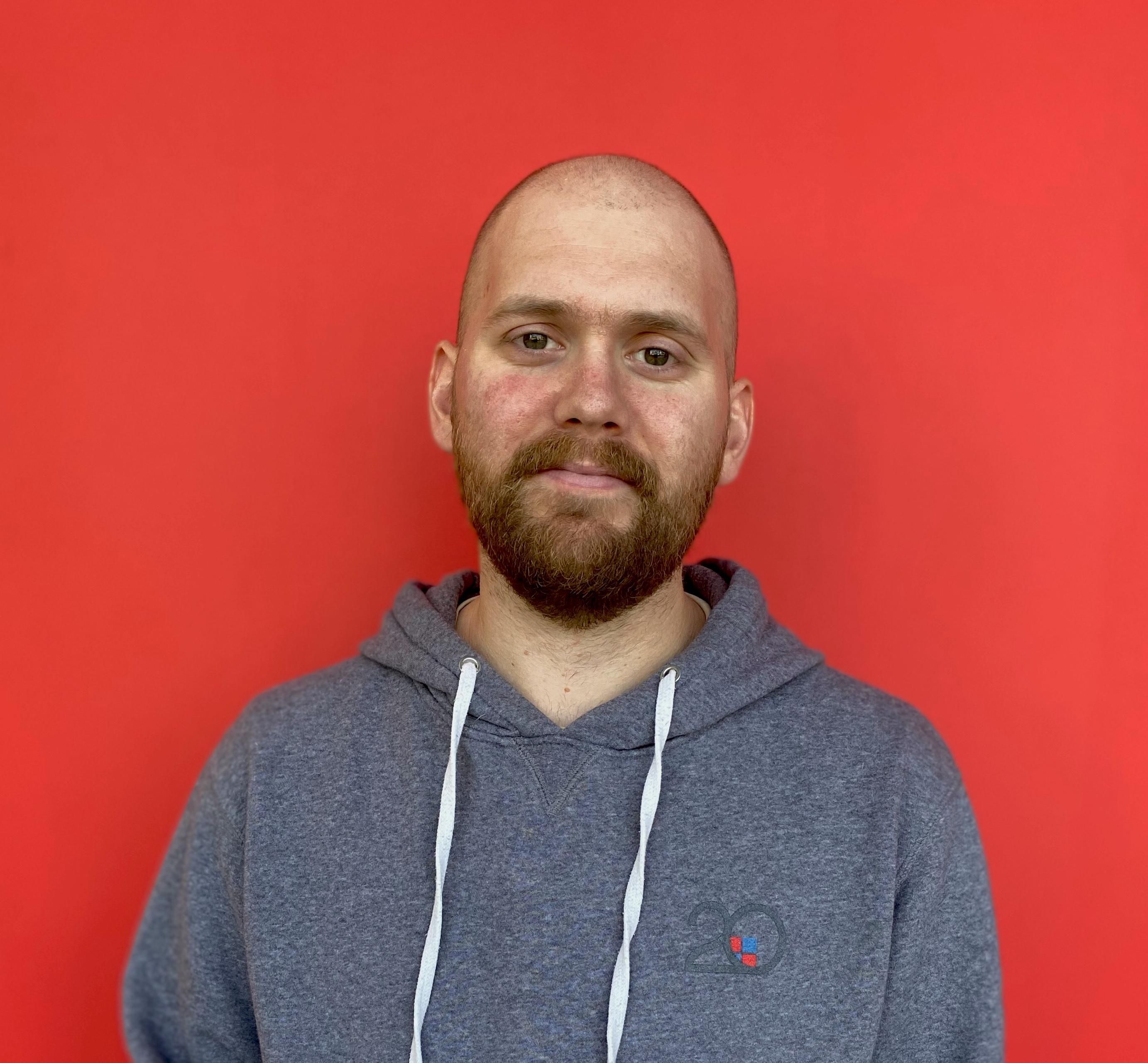 Headshot of Adam Laquintana