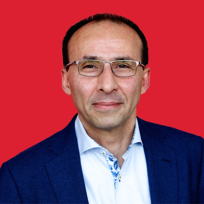 Headshot of Mohsen Zakaria