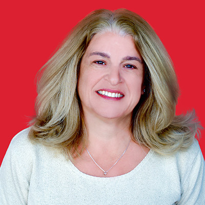 Headshot of Lina Giorno