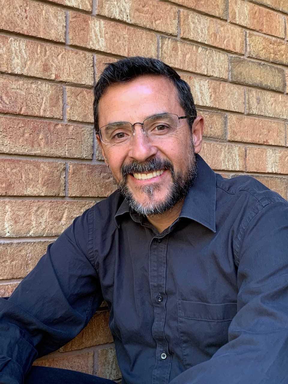 Headshot of Juan Quiros