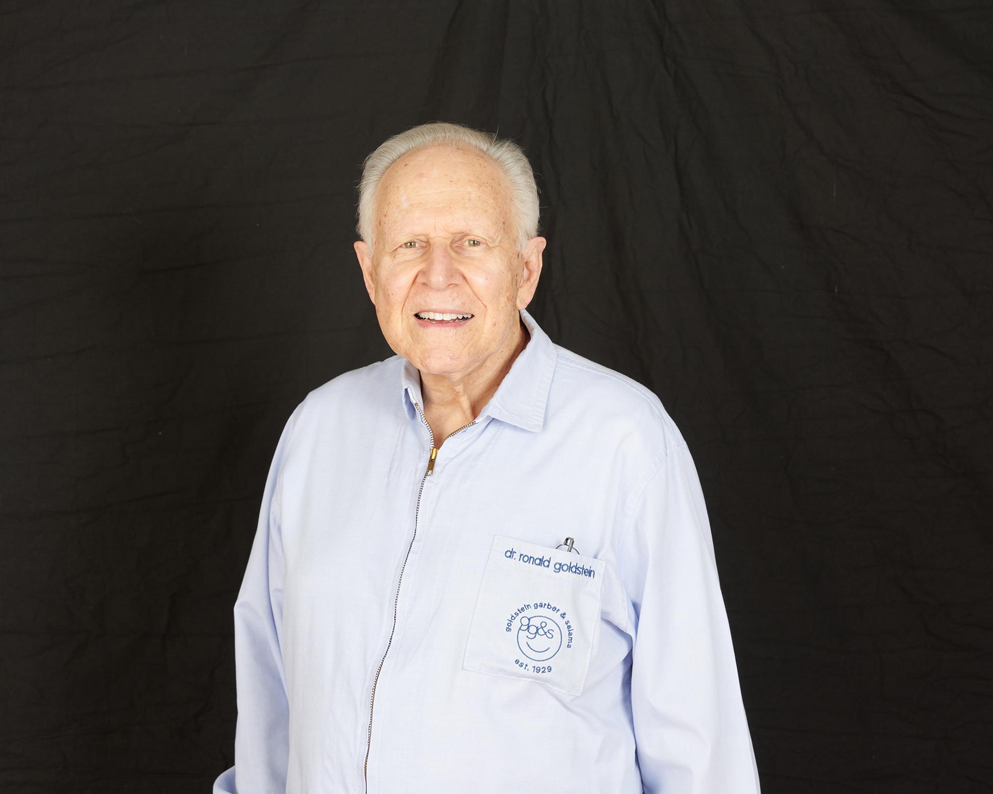 Dr. Ronald E. Goldstein