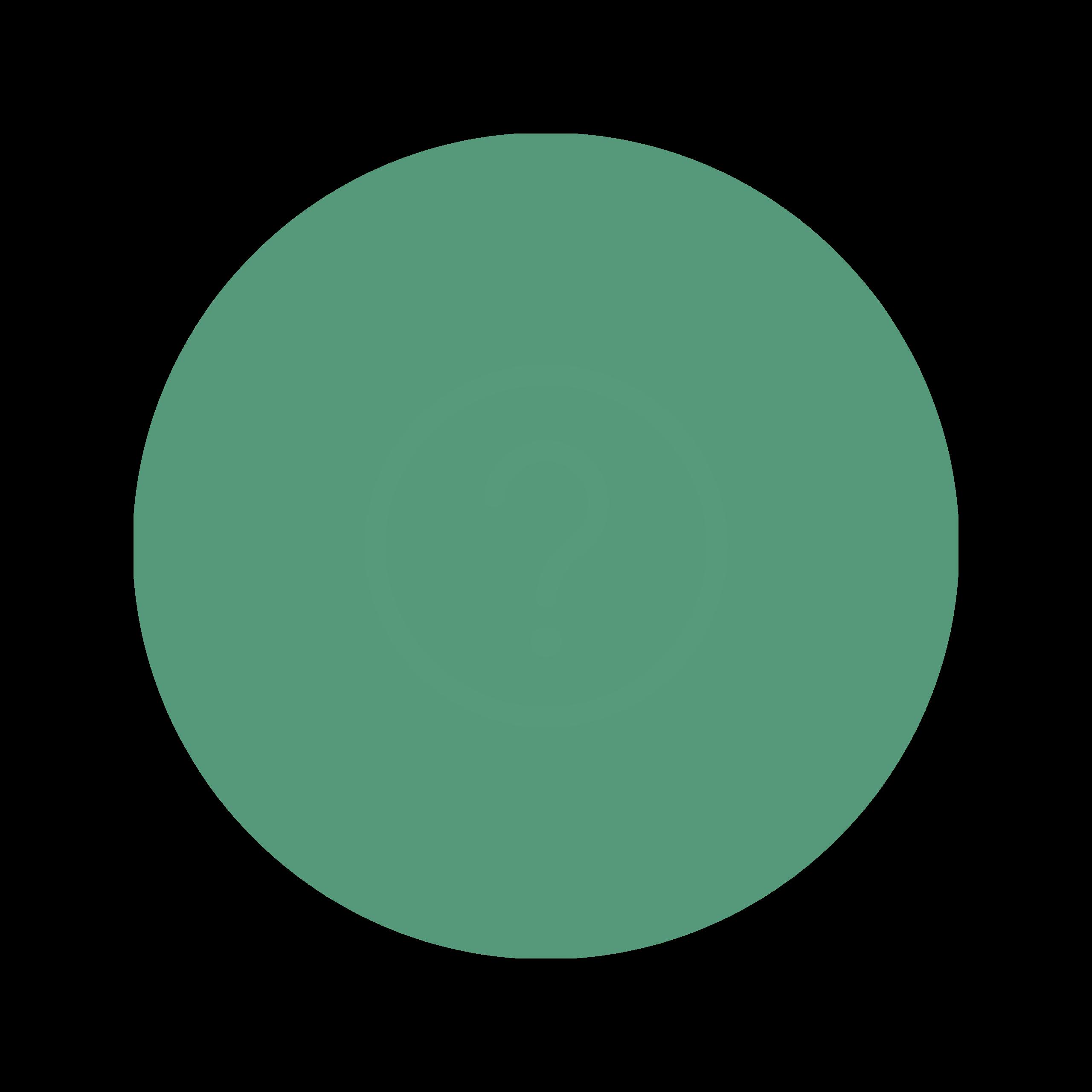Circle Question Mark