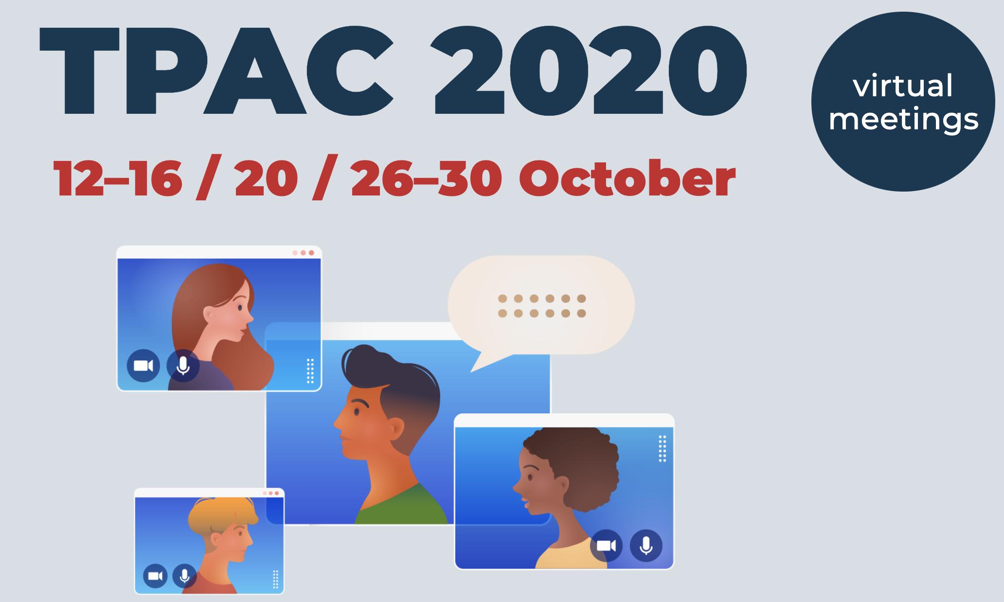 W3C TPAC 2020