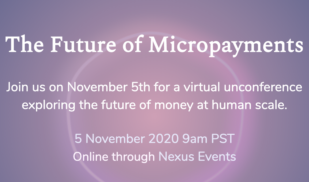 The Future of Micropayments