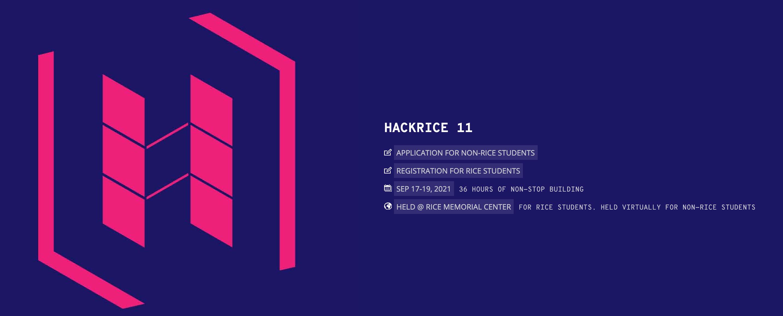 HackRice 11