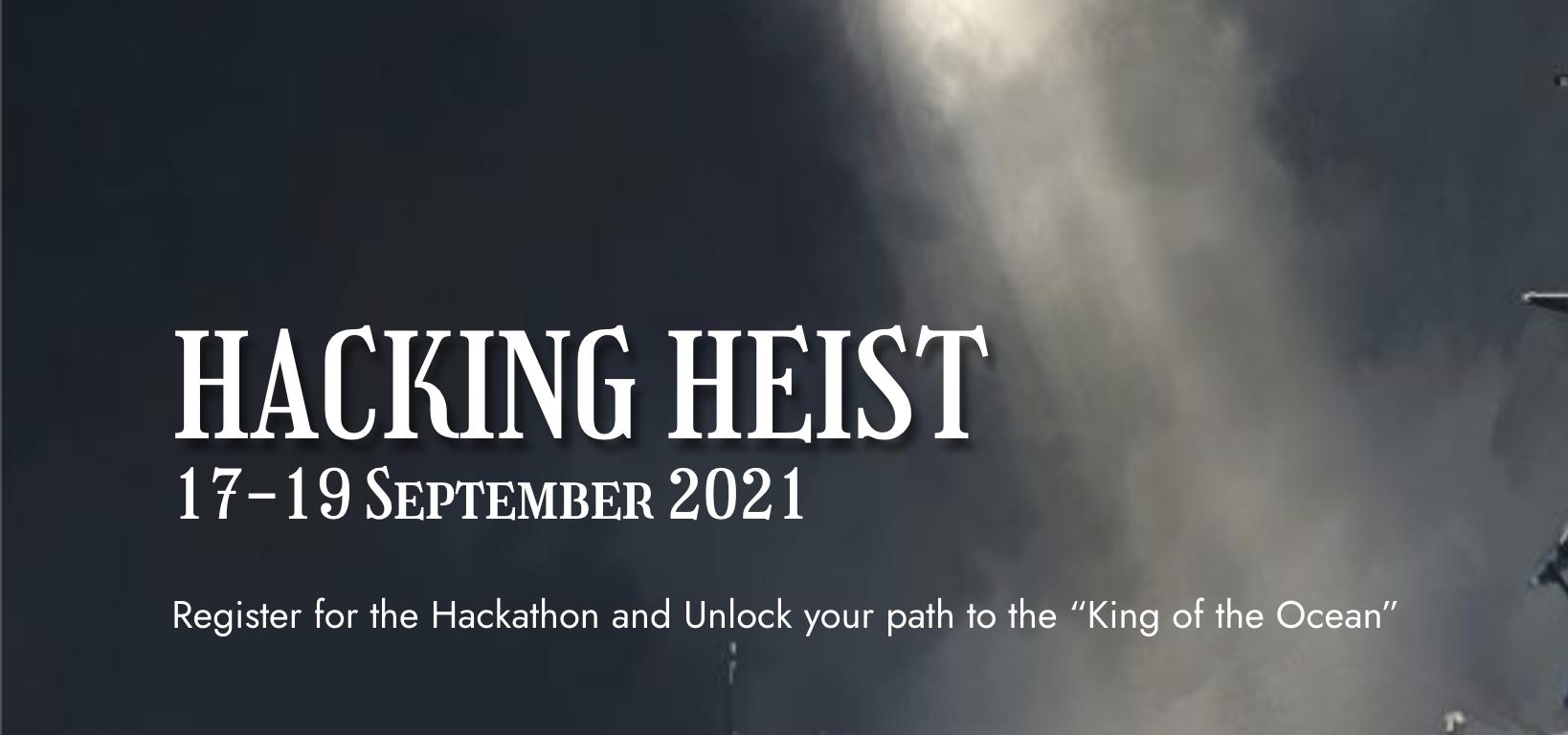 HACKING HEIST