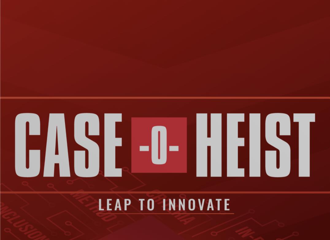 All India Case Hackathon: Case-O-Heist