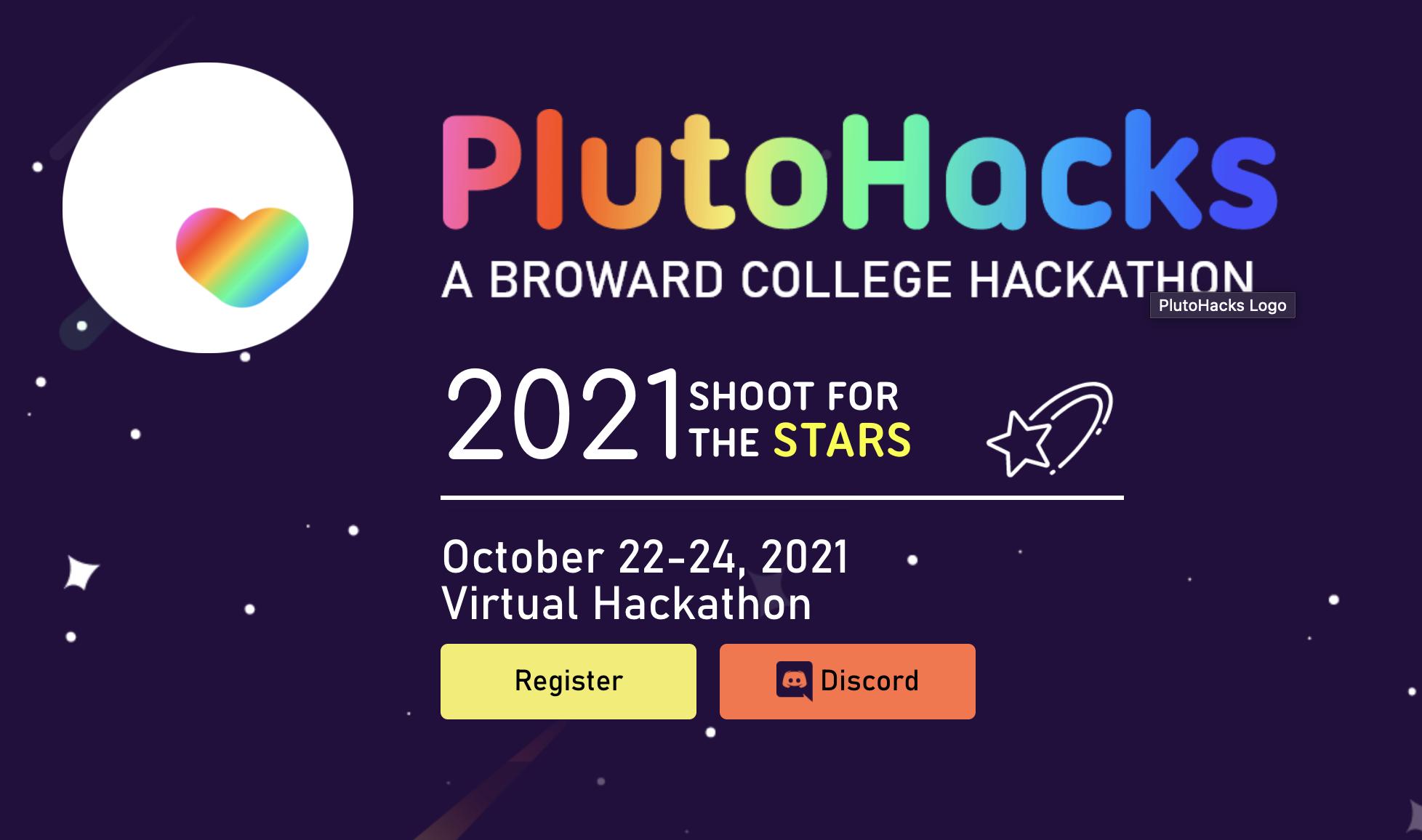 PlutoHacks