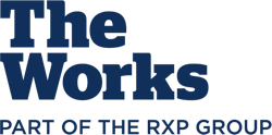 The Works. Part of the RXP Group.