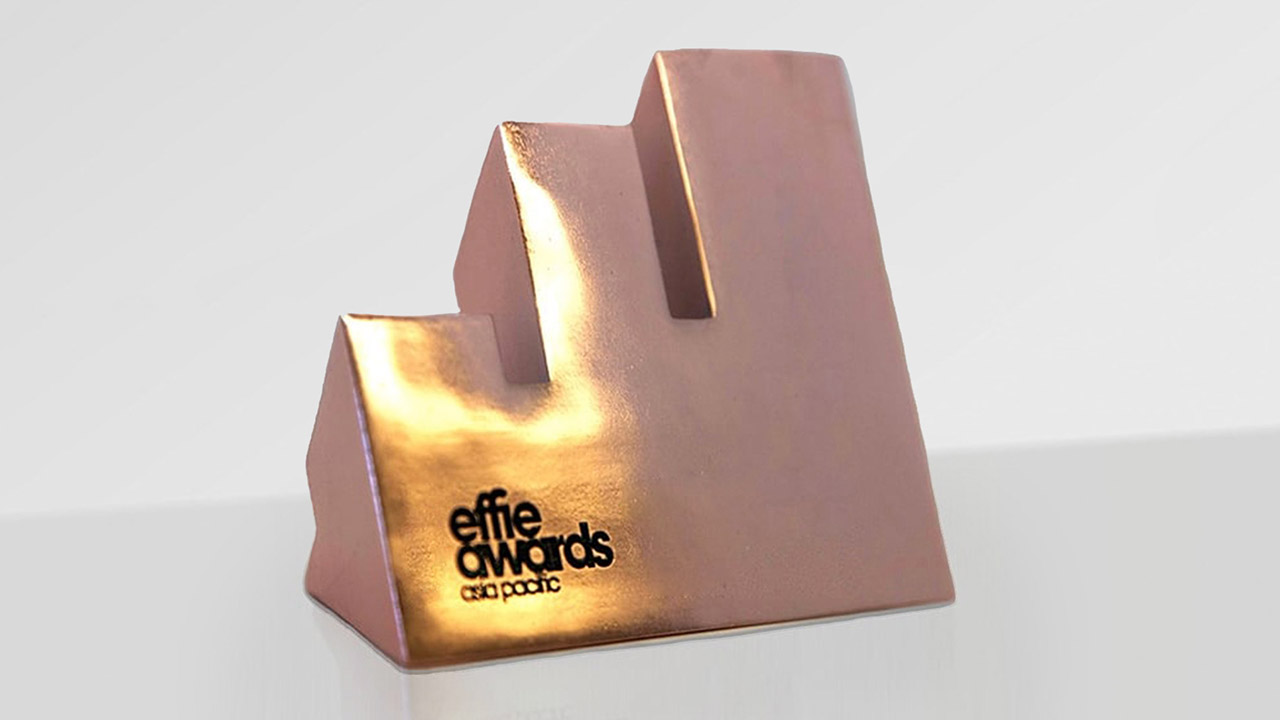 Hero Image Effie Award