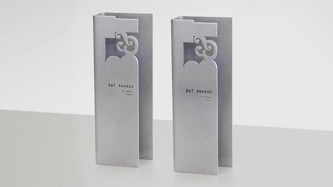 Hero image of 2 X B&T Awards