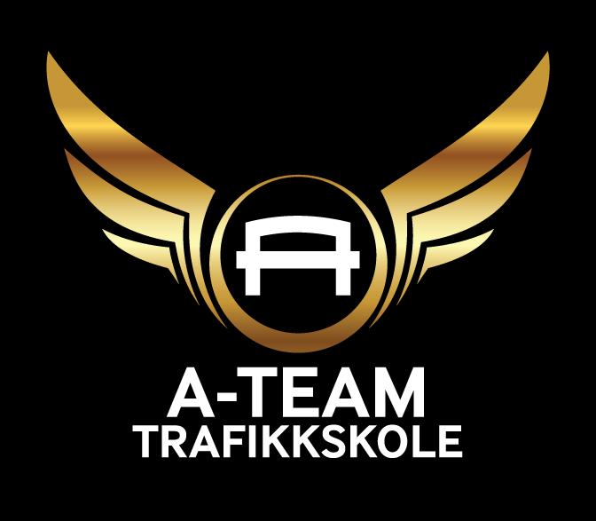 A-Team Trafikkskole logo
