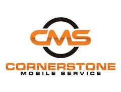 Cornerstone Mobile Service Logo