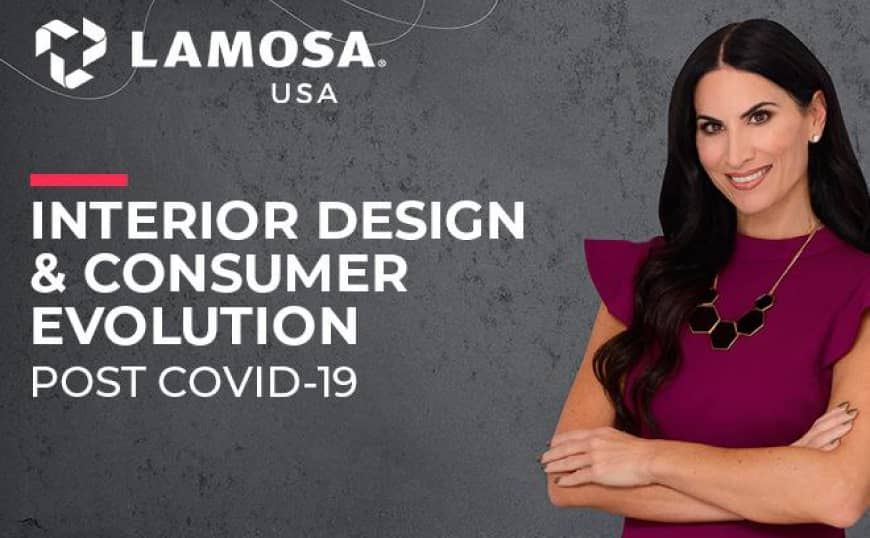 Interior design consumer evolution webinar