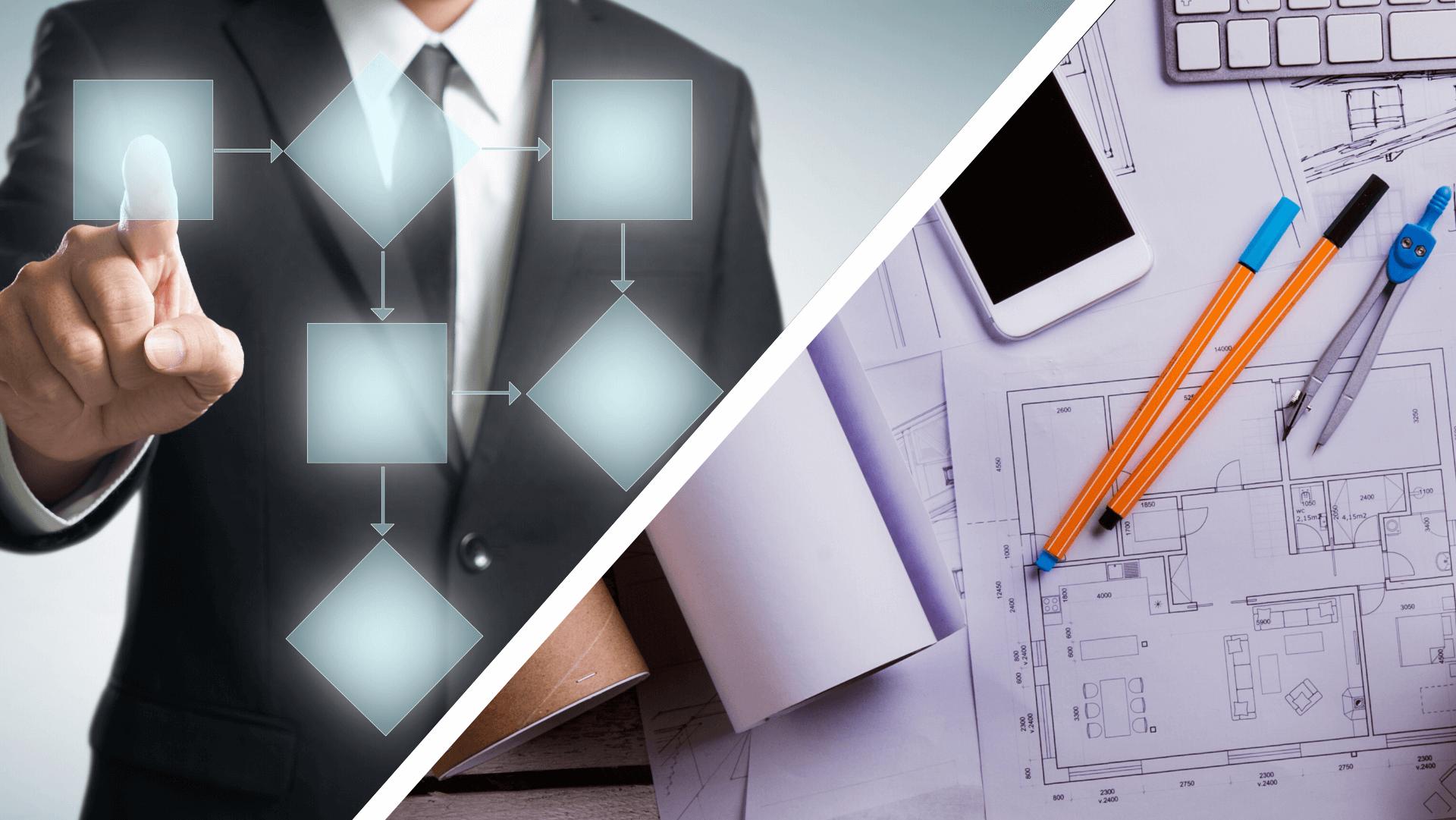 Konverzační dilema: rozdíly mezi projektem a procesem
