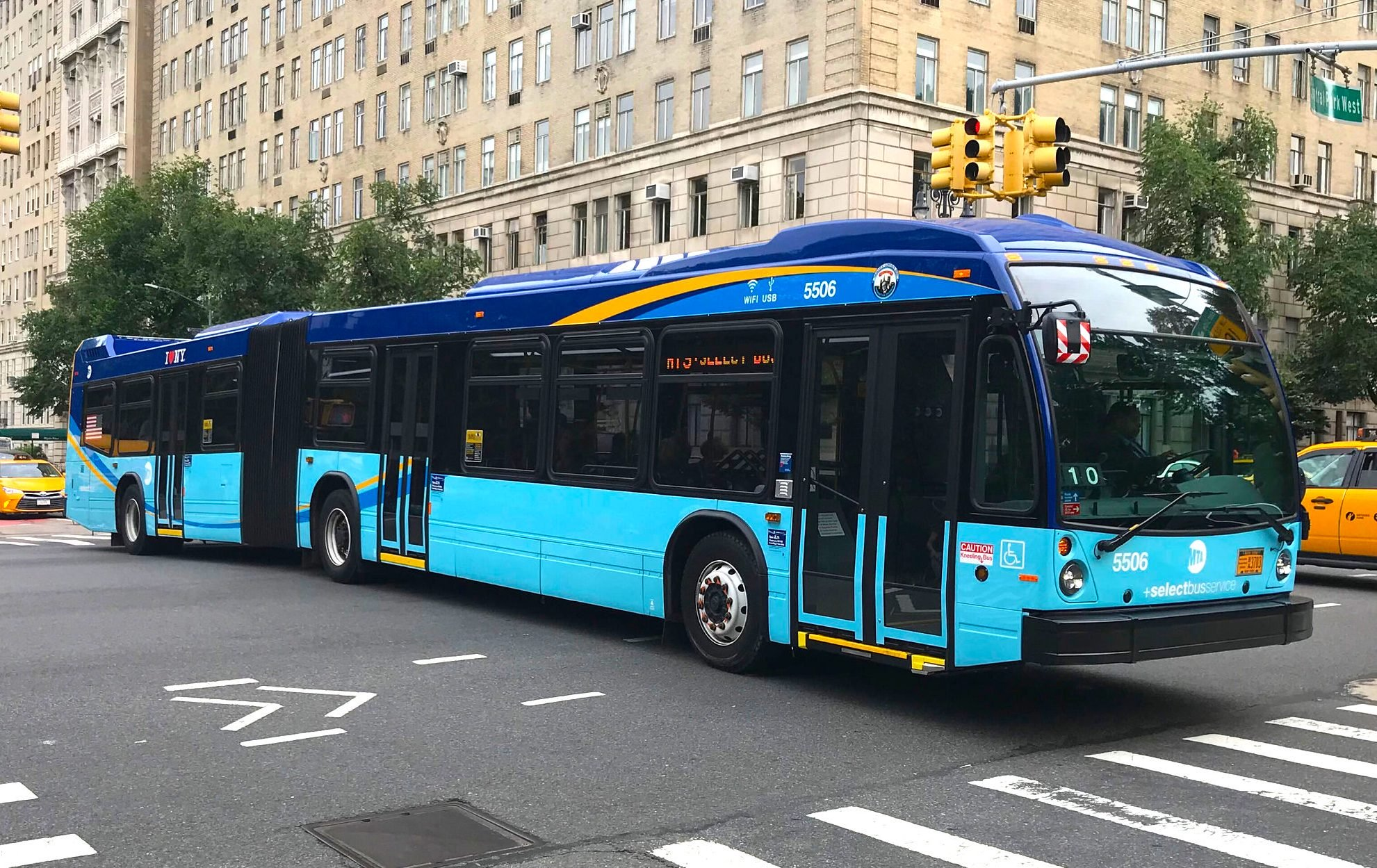 UTLO Bus