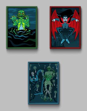Universal Monsters Series