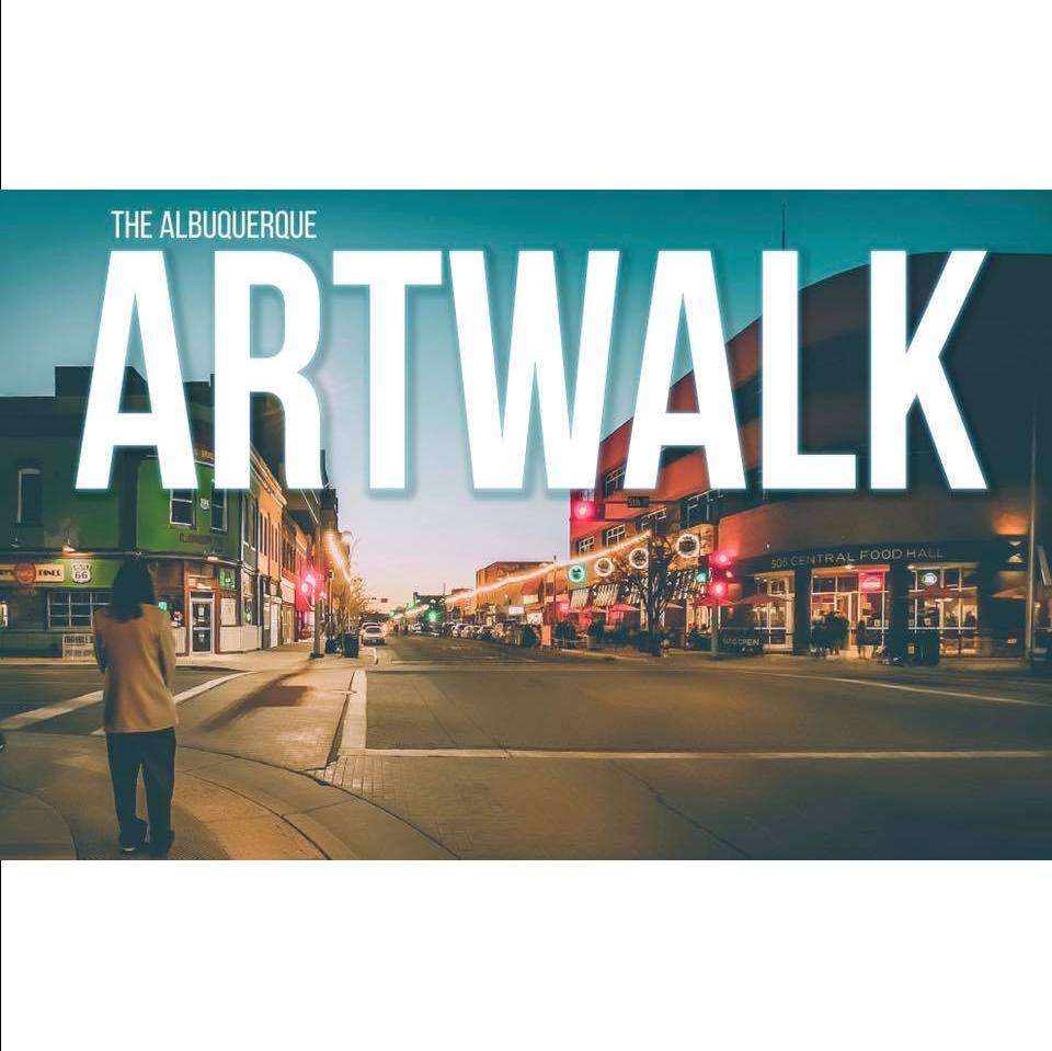 April ABQ Art Walk