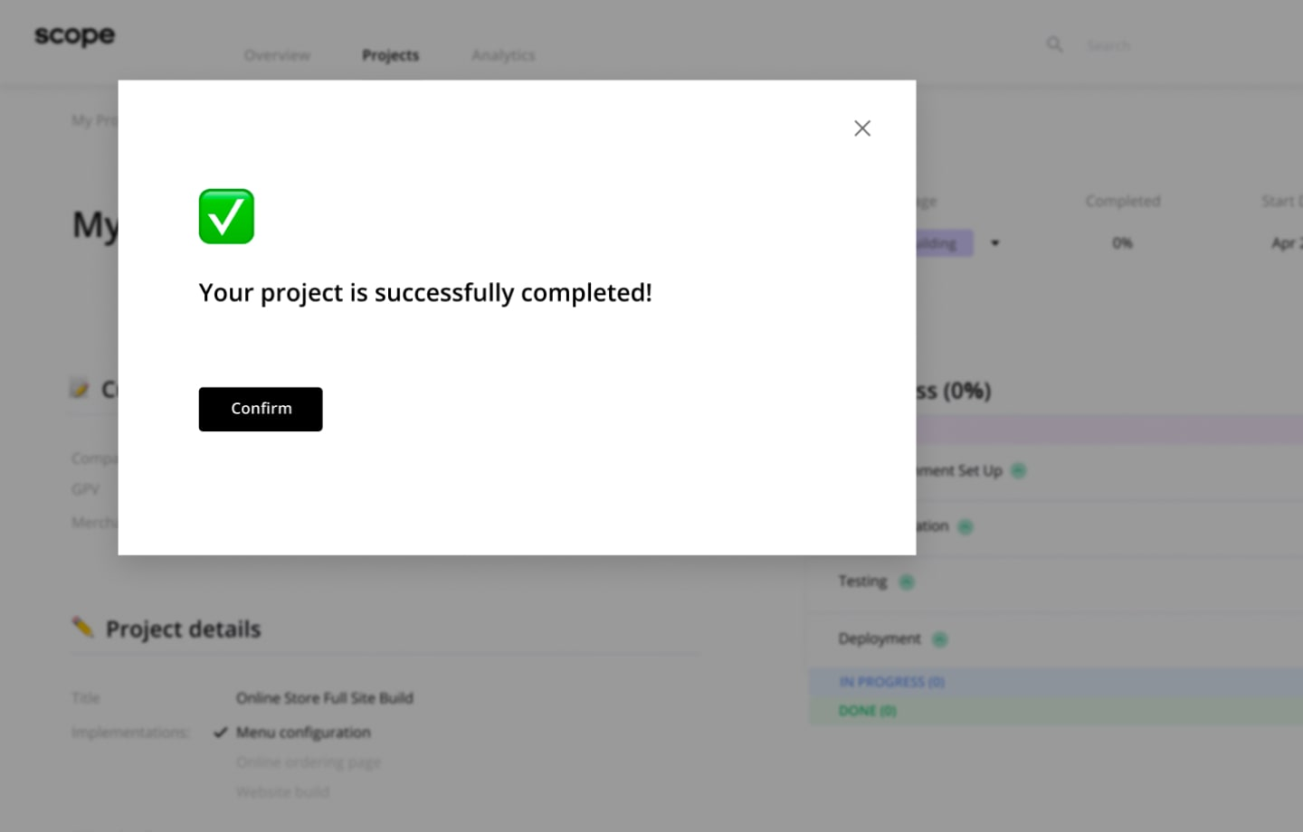 Complete Project