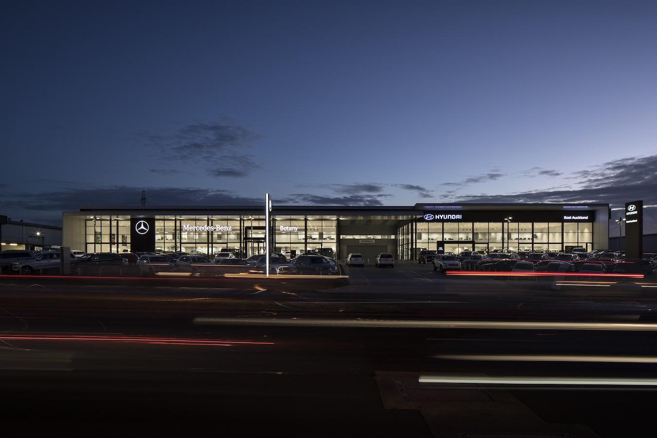 Mercedes Benz & Hyundai Botany. Botany Auckland