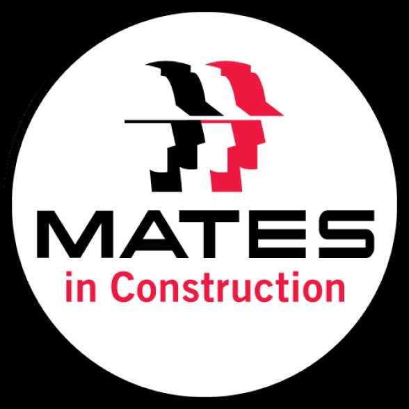 Mates in Construction logo