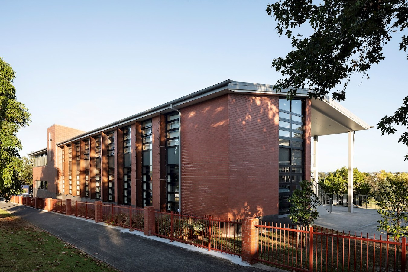 St Pauls College - Middle School. Ponsonby Auckland