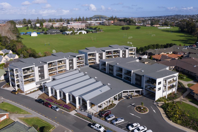 Large building complex